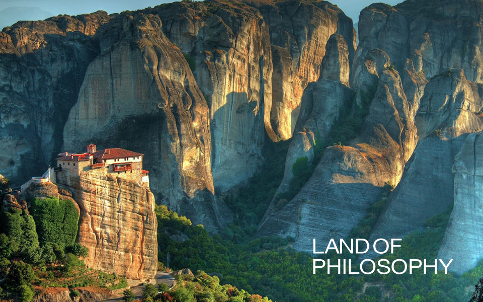 land of philosophy